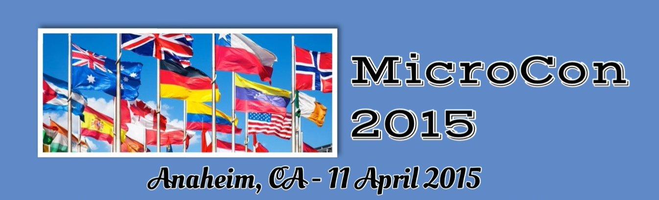 MicroCon 2015