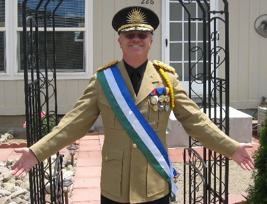 President Kevin Baugh
