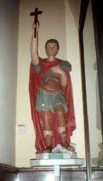 St. Expeditus Statue