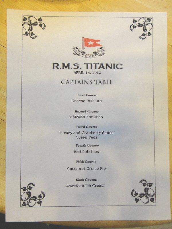 Titanic Remembrance
