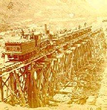 Molossia Railroad