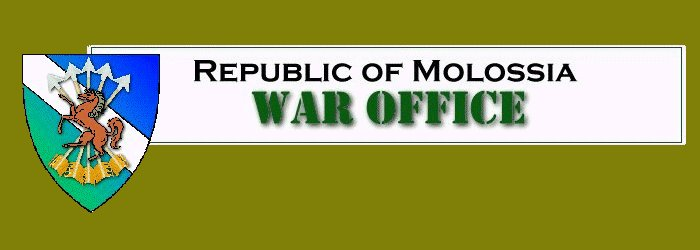 Molossian War Office